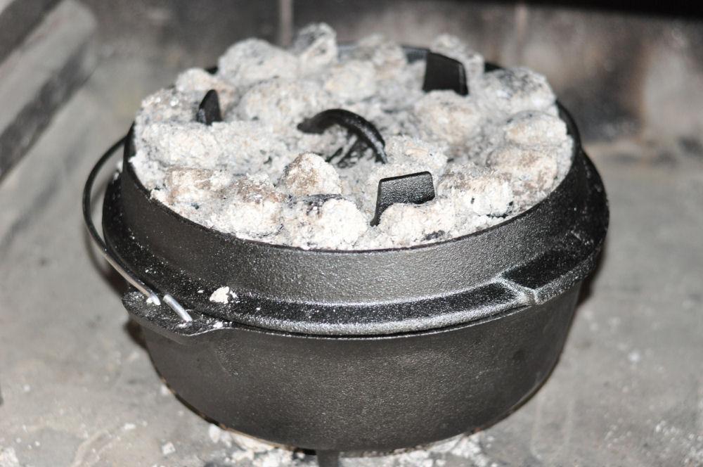 Petromax Feuertopf Kartoffelgratin aus dem Dutch Oven-kartoffelgratin-Kartoffelgratin04