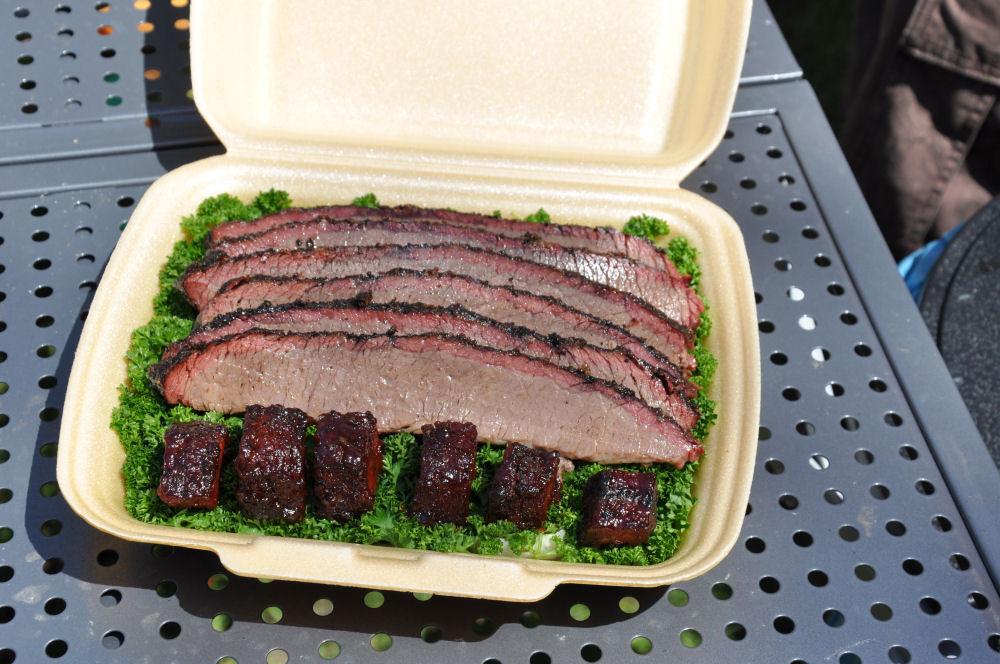 Beef Brisket Tony Stone Tony Stone 2014-TonyStone2014 08-Tony Stone 2014 – Low & Slow BBQ Competiton mit den BBQ Wieseln