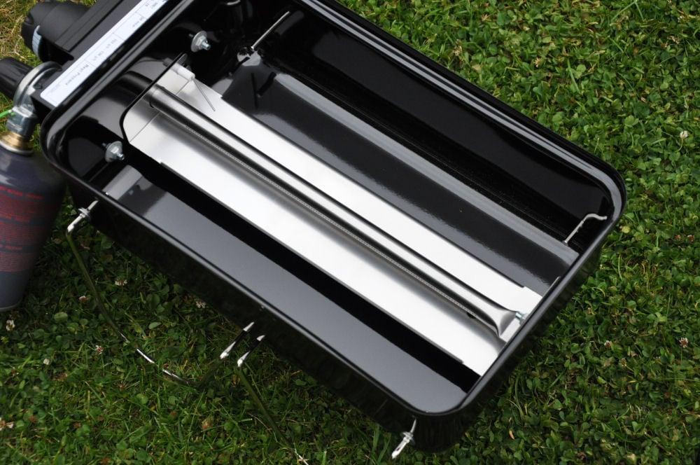 weber go anywhere gas im test nordseeurlaub mit dem gas ga. Black Bedroom Furniture Sets. Home Design Ideas