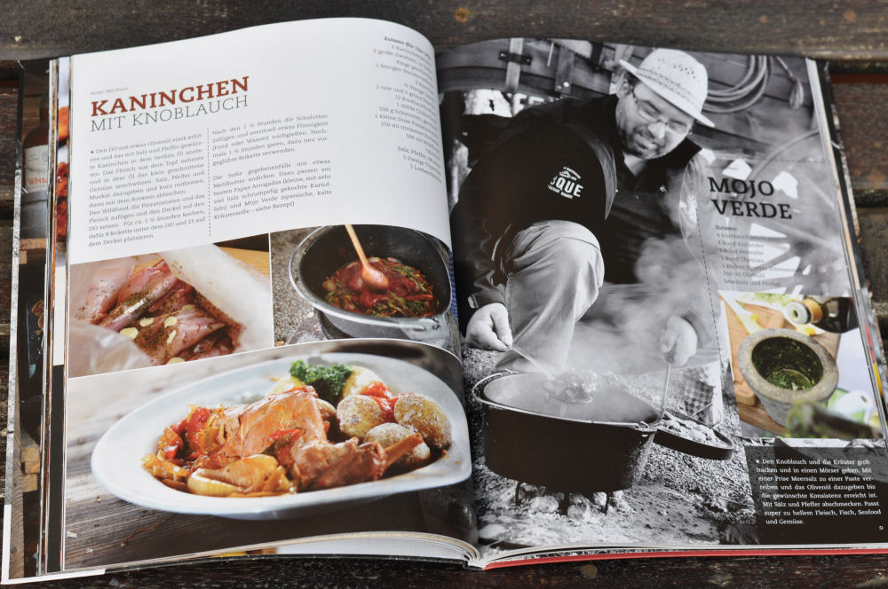 -BlackPots01-Black Pots – Fire & Food Bookazine No.2