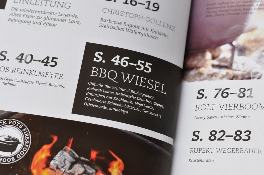 -BlackPots03-Black Pots – Fire & Food Bookazine No.2