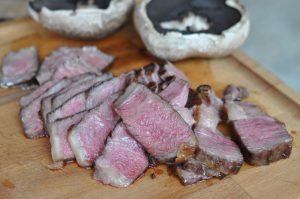 Gefüllte Champignons Steak and Cheese Mushrooms – Gefüllte Champignons-steak and cheese mushrooms-SteakandCheeseMushroom02 300x199