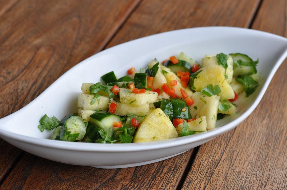 Ananas-Gurkensalat ananas-gurkensalat-AnanasGurkensalat01-Ananas-Gurkensalat mit Limettendressing