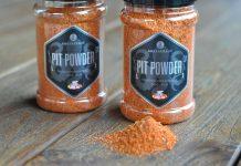 PitPowder BBQ-Rub