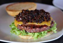 Bacon Jam Burger
