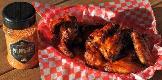 Pit Powder Chicken Wings