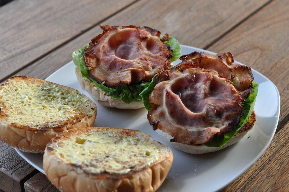 Triple Bacon Cheeseburger Triple Bacon Cheeseburger-TripleBaconCheeseburger04-Triple Bacon Cheeseburger – der ultimative Bacon-Overkill