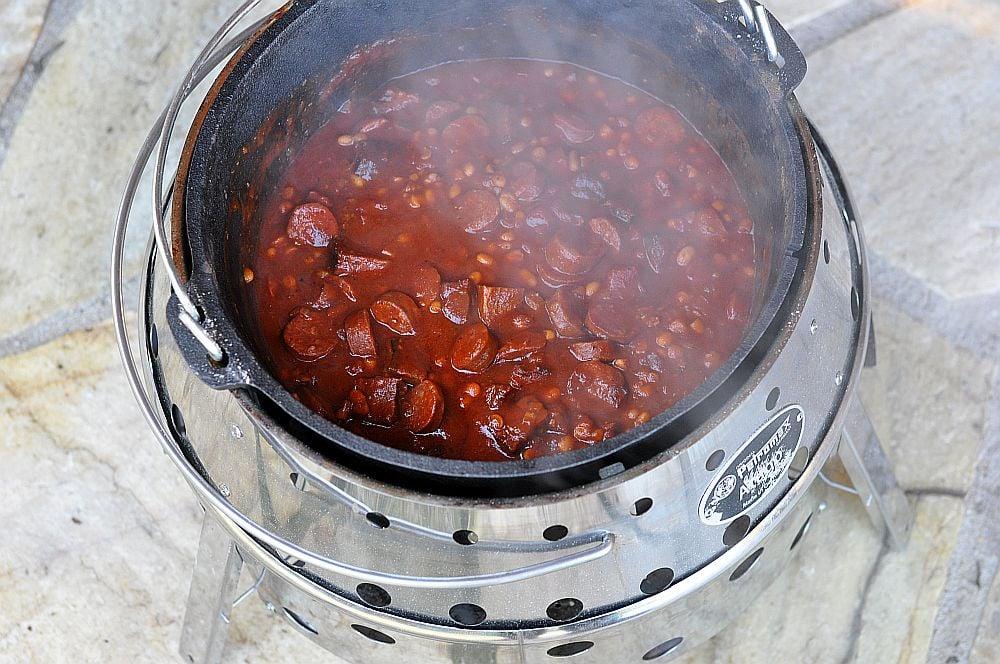 Chorizo-Brisket-Craftbier-Chili Chorizo-Brisket-Craftbier-Chili aus dem Dutch Oven-Chorizo-Brisket-Craftbier-Chili-ChorizoBriksetDopf05