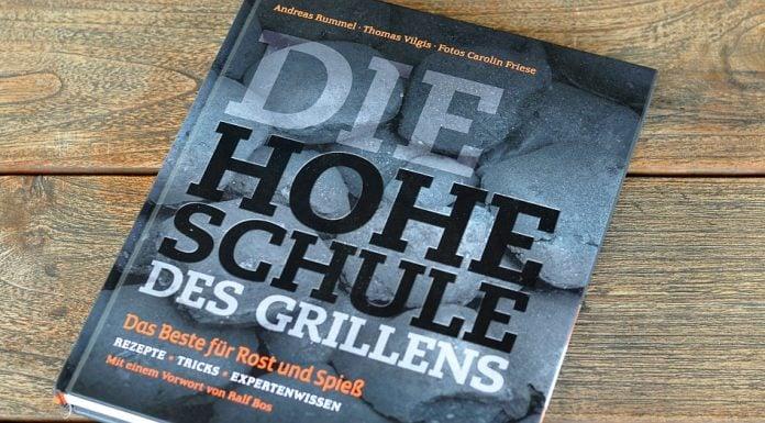 Andreas Rummel - Die Hohe Schule des Grillens