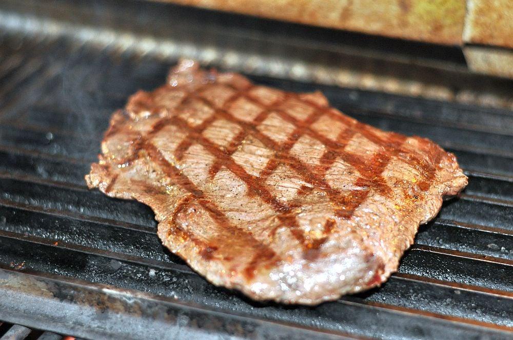Parmesan-Granatapfel Flank Steak Wildes Parmesan-Granatapfel Flank Steak-Parmesan-Granatapfel Flank Steak-ParmesanGranatapfelFlank03