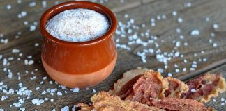 Bacon Salt