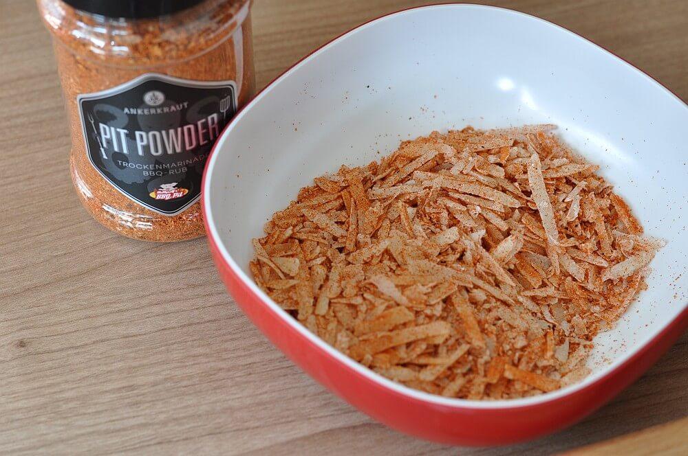 Pit Powder Parmesan Koteletts  pit powder parmesan koteletts-PitPowderParmesanKoteletts02-Pit Powder Parmesan Koteletts mit Parmesankruste
