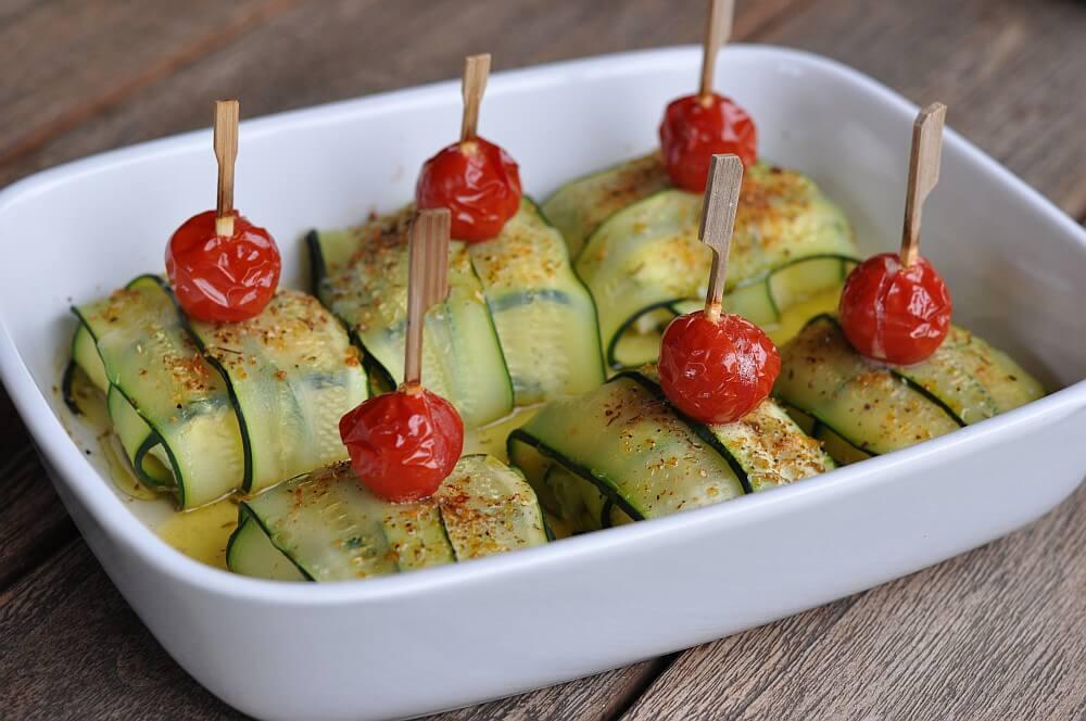 Zucchini-Fetapäckchen Zucchini-Fetapäckchen-FetaZucchinipaeckchen08-Zucchini-Fetapäckchen mit Smoking Zeus Rub