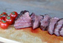 Känguru Steak