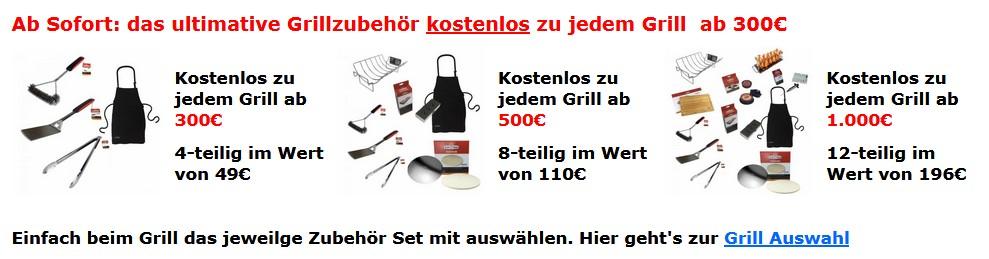 Gratis Zubehör beim Grillkauf grillfürst-schnäppchen-Grillfuerst Angebote-Grillfürst-Schnäppchen & Sonderangebote im Überblick