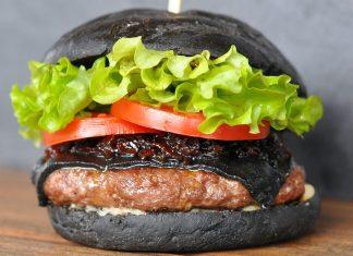 Black Cheeseburger
