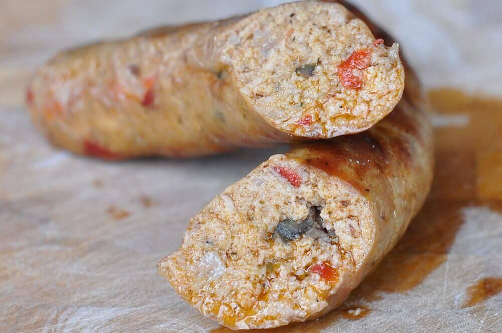 Griechische Bratwurst griechische bratwurst-GriechischeBratwurst09-Griechische Bratwurst selbst gemacht