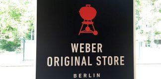Weber Original Store Berlin