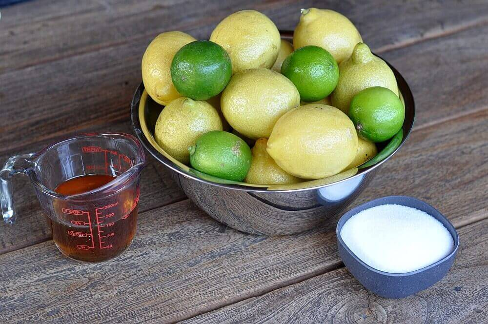 Grilled Lemonade grilled lemonade-GrilledLemonade01-Grilled Lemonade / Limonade mit gegrillten Zitronen