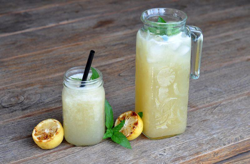 grilled lemonade-GrilledLemonadeLimo 800x526-Grilled Lemonade / Limonade mit gegrillten Zitronen