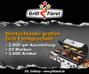 Grillfürst Banner