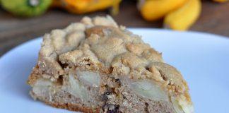 Apfelkuchen aus dem Dutch Oven