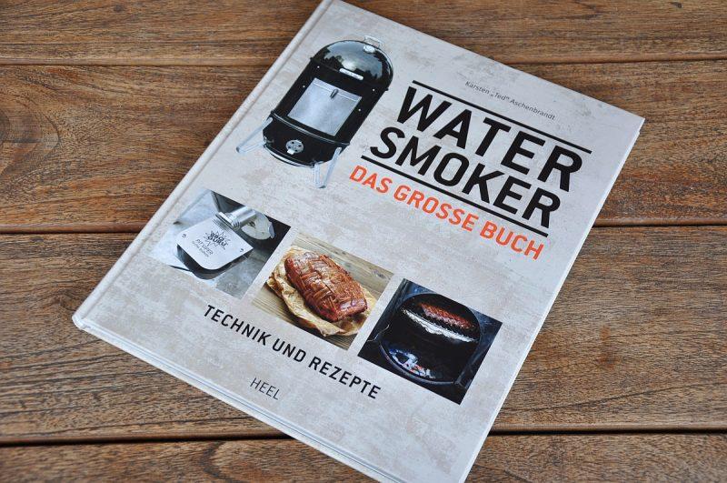 """das große Watersmoker Buch-DasgrosseWatersmokerBuch 800x531-Das große Watersmoker Buch von Karsten """"Ted"""" Aschenbrandt"""