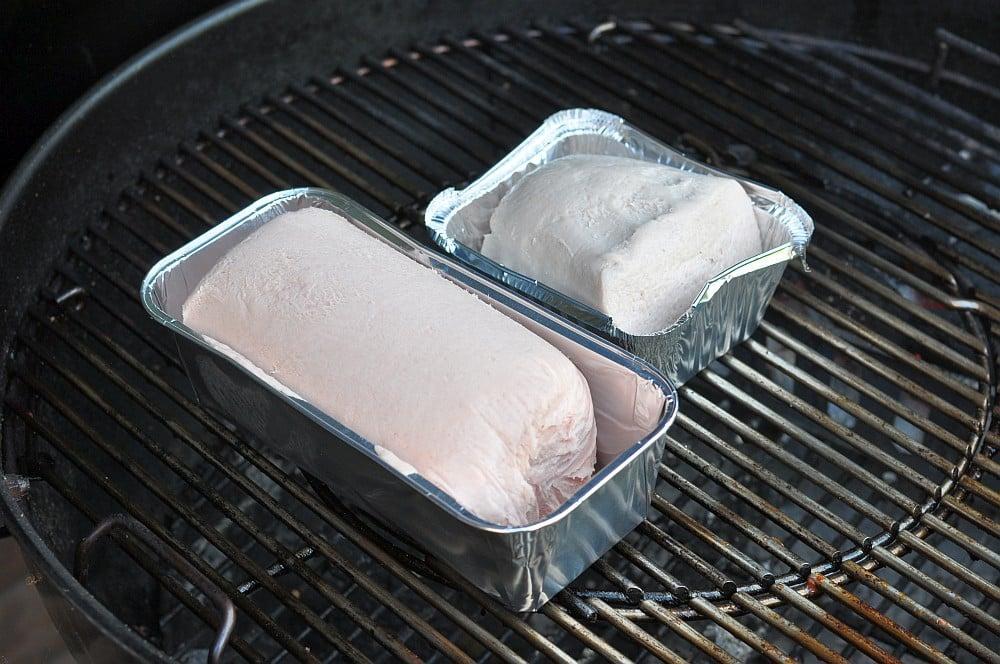 Fleischkäse vom Grill Fleischkäse vom Grill / Leberkäse grillen-fleischkäse vom grill-Fleischkaese01