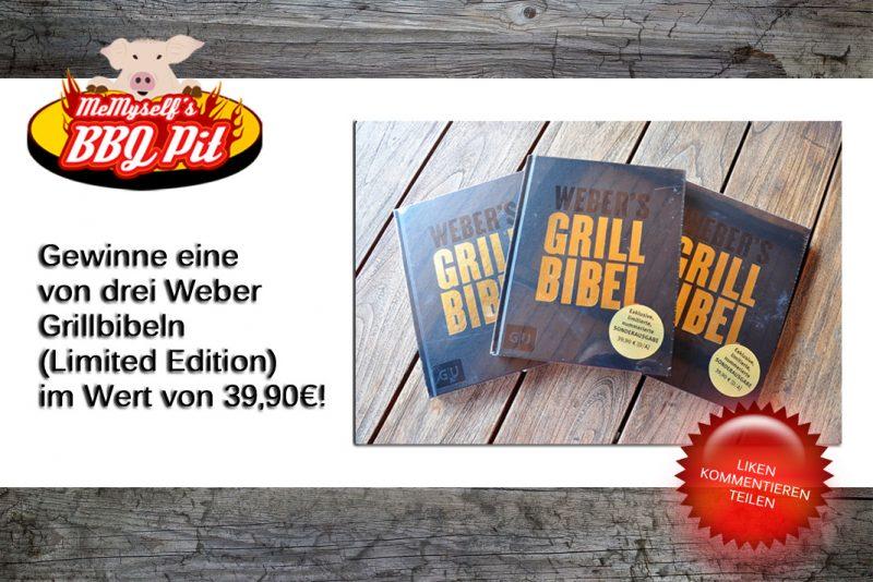 Weber Grillbibel-GewinnspielOktober2015 800x534-Gewinne eine von drei limitierten Weber Grillbibeln!