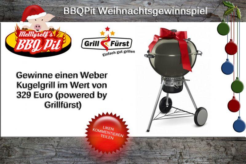 weihnachtsgewinnspiel 2015-Gewinnspielweihnachten2015 800x534-Weihnachtsgewinnspiel 2015: Weber Kugelgrill (Wert 329€) zu gewinnen
