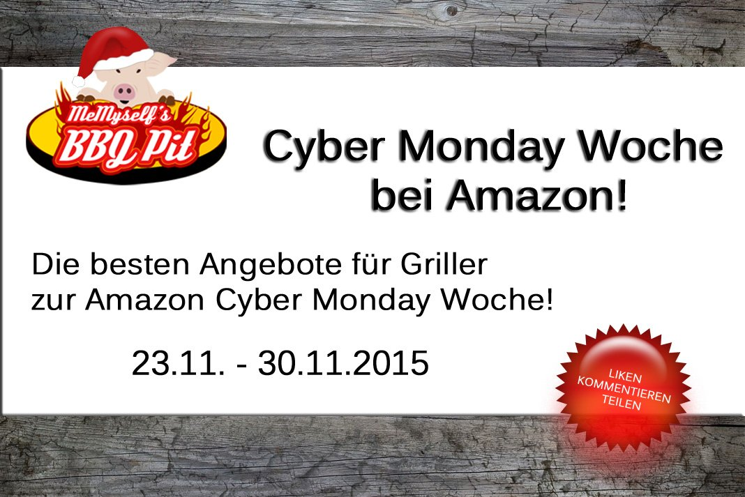 Amazon Cyber Monday Angebote 2015