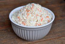 Coleslaw Amerikanischer Krautsalat