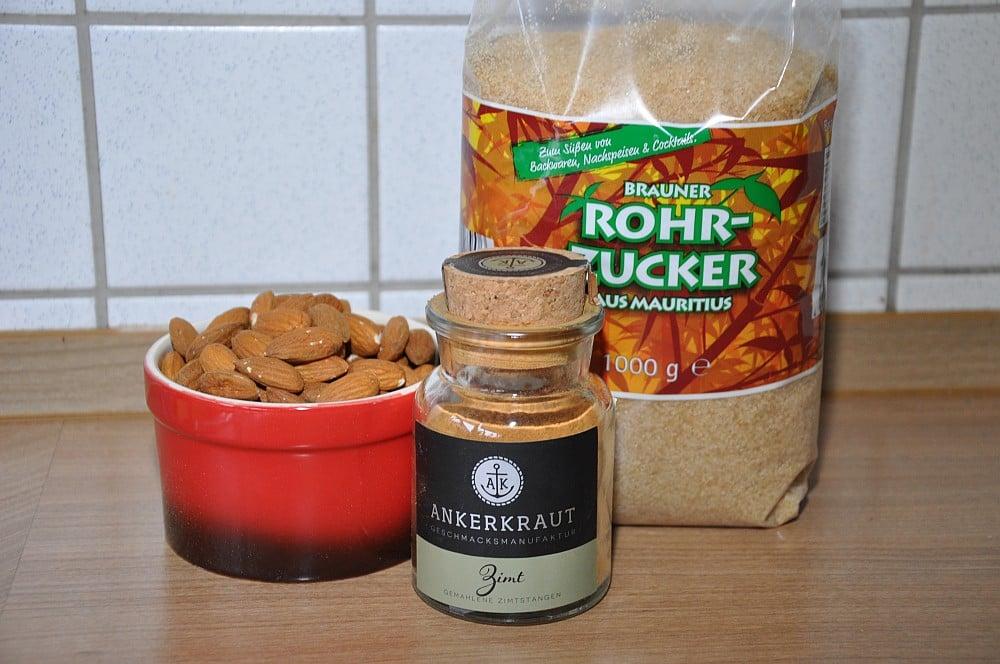 Gebrannte Mandeln Gebrannte Mandeln in nur 5 Minuten zubereiten--GebrannteMandeln01