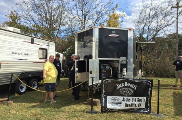 Jack Daniel's World Championship jack daniel's world championship-JackDanielsWorldChampionship13 633x420-Jack Daniel's World Championship Invitational Barbecue 2015