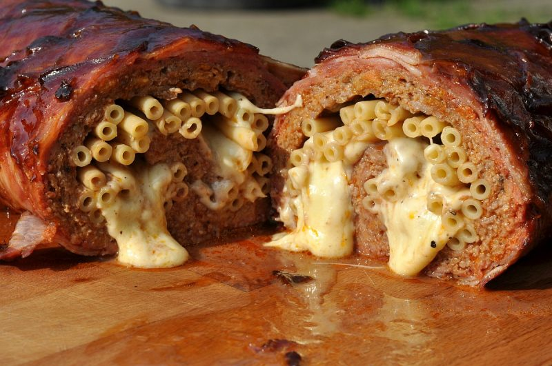 mac and cheese bacon bomb-MacandCheeseBaconBomb 800x531-Mac and Cheese Bacon Bomb mit Makkaroni-Füllung
