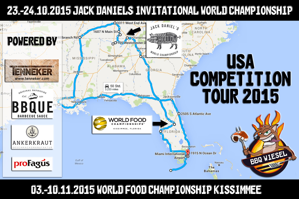 Jack Daniel's World Championship Jack Daniel's World Championship Invitational Barbecue 2015-jack daniel's world championship-USATourwiesel