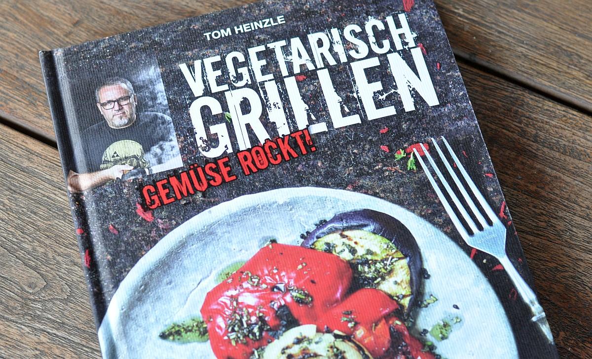 vegetarisch grillen von tom heinzle. Black Bedroom Furniture Sets. Home Design Ideas