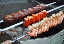 Churrasco'BBQ Aufsatz Moesta