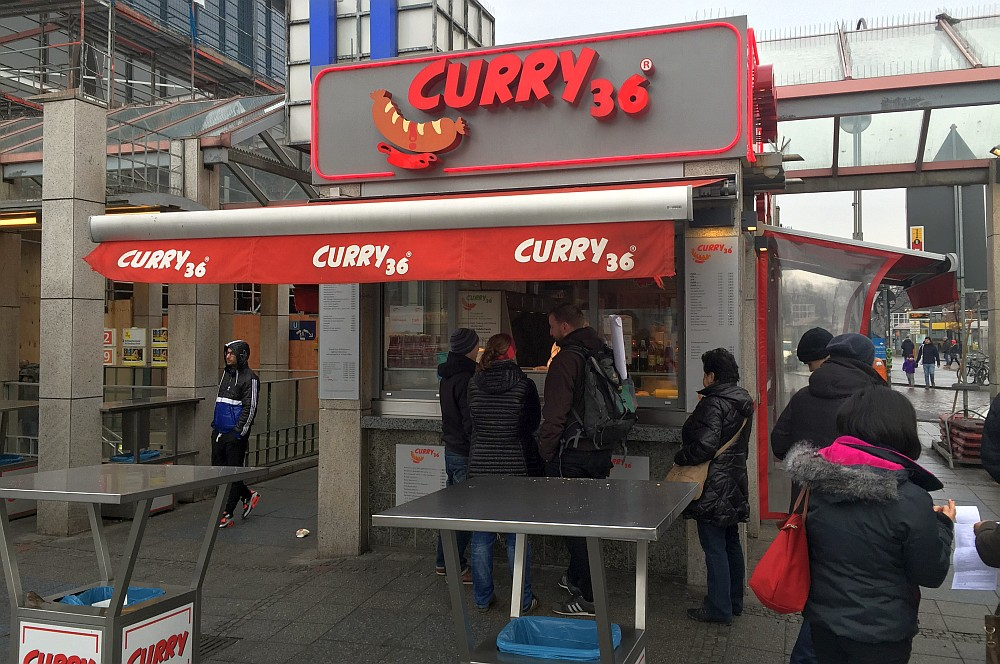 Curry36 Curry 36 in Berlin im BBQPit-Test - Berlins beste Currywurst?-curry 36-Curry3601