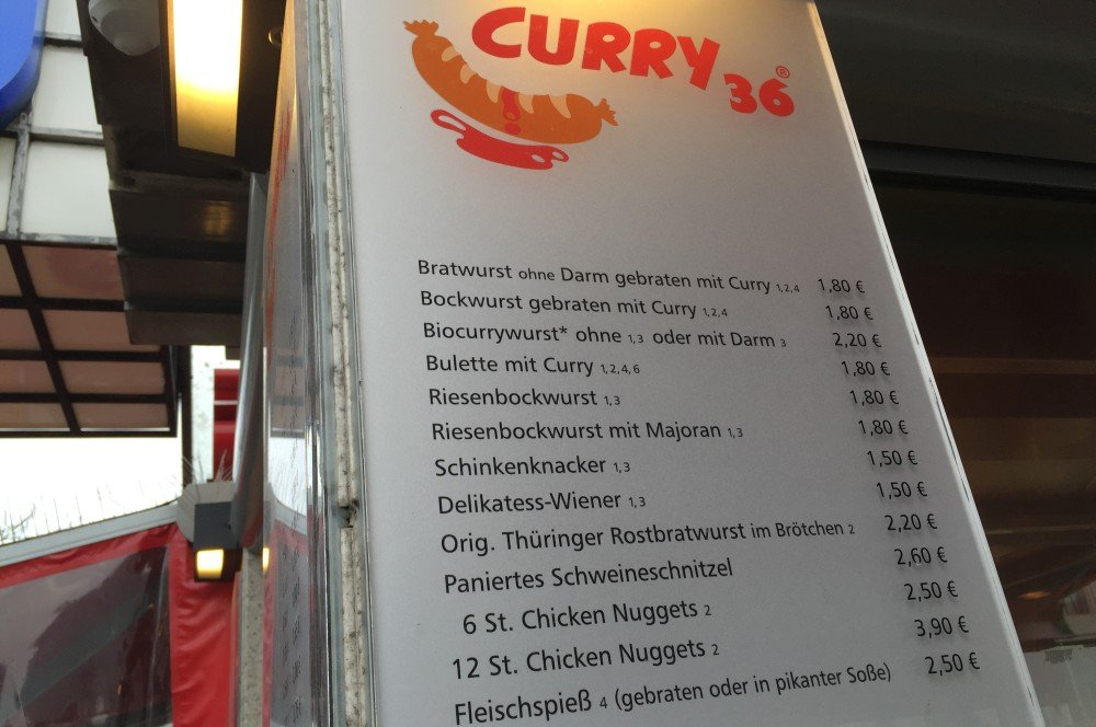 Curry36 Curry 36 in Berlin im BBQPit-Test - Berlins beste Currywurst?-curry 36-Curry3604