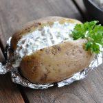 Folienkartoffeln vom Grill mit Sour Creme-folienkartoffeln vom grill-Folienkartoffel mitSourCream01 150x150