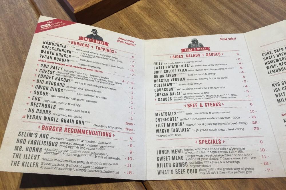 Speisekarte What's Beef Burgers Düsseldorf what's beef-WhatsBeefDuesseldorf05-What's Beef Burgers in Düsseldorf im BBQPit-Burgerbuden-Test