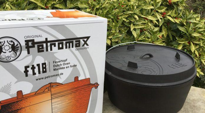 Petromax Feuertopf FT18