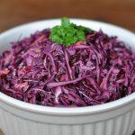 Rotkohlsalat rotkohlsalat-Rotkohlsalat 150x150-Fruchtiger Rotkohlsalat mit Cranberries – Red Cabbage Slaw