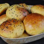 Süßkartoffel Burger Buns Die perfekten Hamburgerbrötchen – Brioche Burger Buns-hamburgerbrötchen-SuesskartoffelBurgerbroetchenBuns08 150x150