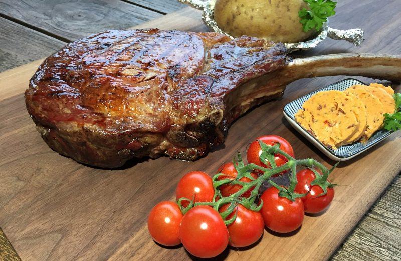 tomahawk steak-TomahawkSteak 800x521-Tomahawk Steak vom Grill – das Männersteak