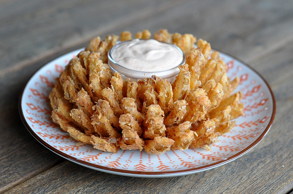 Blooming Onion Blooming Onion - frittierte Zwiebelblüte-blooming onion-BloomingOnion11