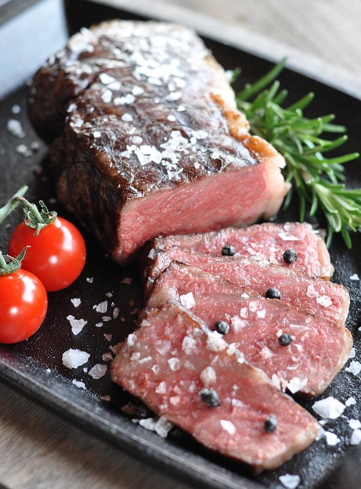 ich habe das beste steak der welt gegrillt. Black Bedroom Furniture Sets. Home Design Ideas