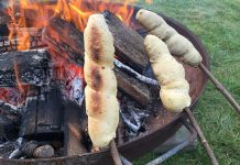 Lagerfeuerbrot