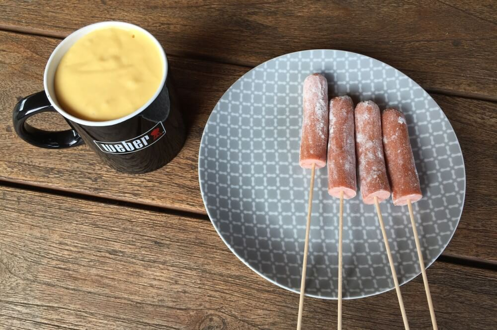 Corn Dogs Corn Dogs – Würstchen im Maisteigmantel-corn dogs-CornDogs WuerstchenimMaisteigmantel01